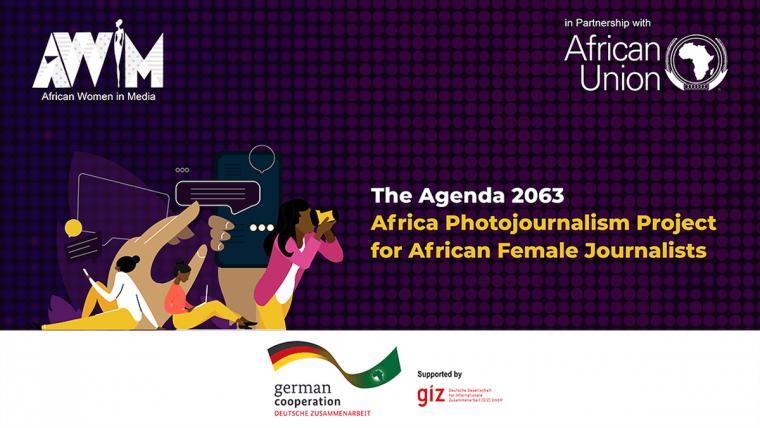 2021 African Union and GIZ Agenda 2063 Women's Photojournalism Award
