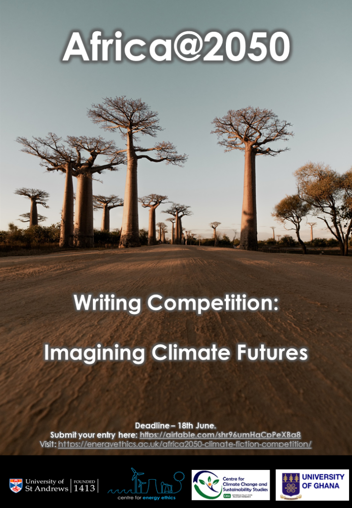 2021 Africa@2050 Climate Fiction Competition