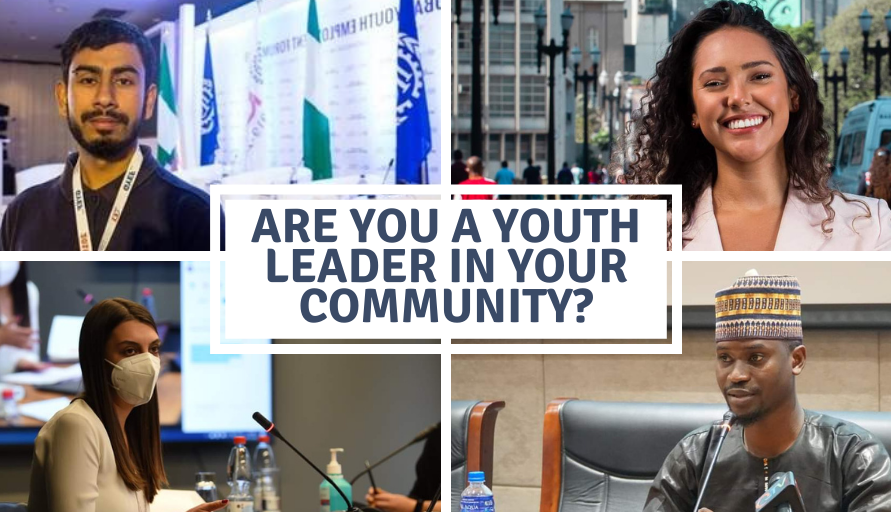 2021 Hurford Youth Fellowship Program for Youth Leaders around the World