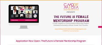 2021 Future is Female Mentorship Program